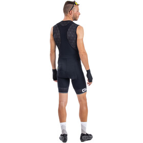 Alé Cycling Corsa Pantaloncini Uomo, nero